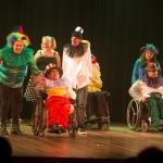 1 Noite Cultural Inclusiva- APAE-AJIDEVI-ADEJ, TeatroJuarezMachado